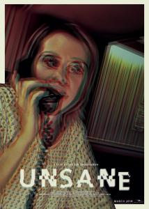 Unsane - poster